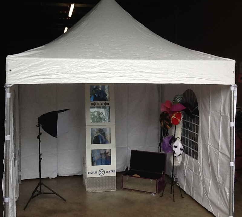 Upgrade Option to the Strip Booth & Photo Booth Rentals Daytona Beach - Other Party Needs
